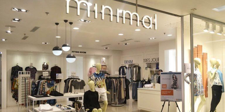Merk Baju Terkenal di Mall