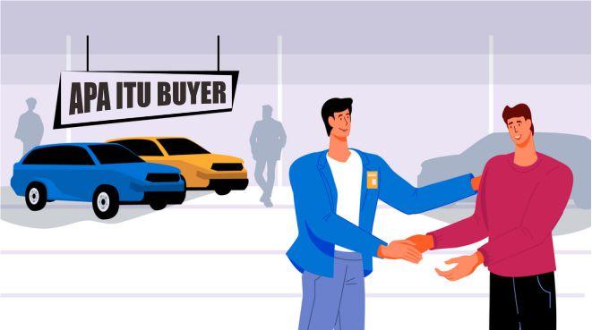 Buyer adalah