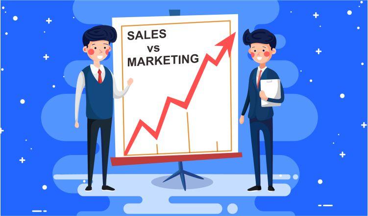 Perbedaan Sales dan Marketing