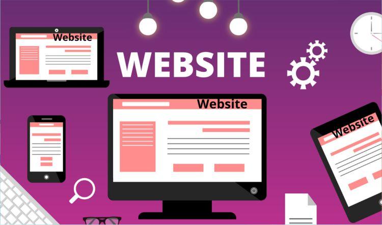 website adalah