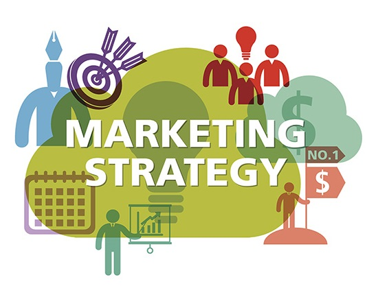 Strategi Pemasaran